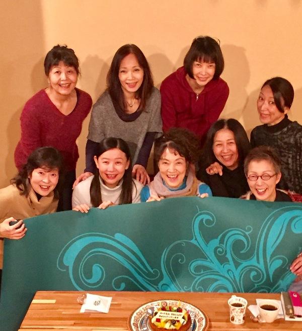 Happy Birthday!@アナスタスタッフ会議