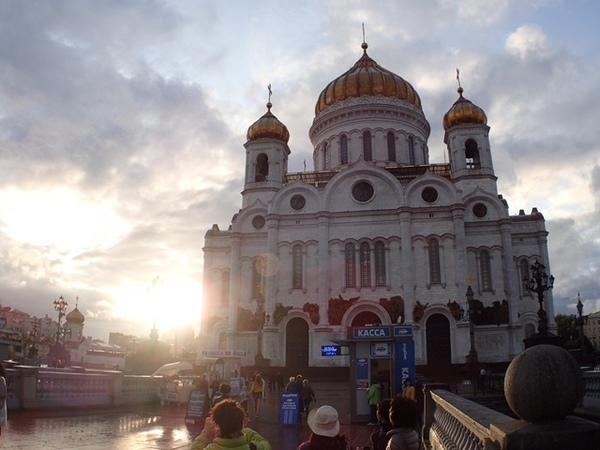 初めてのロシア旅行