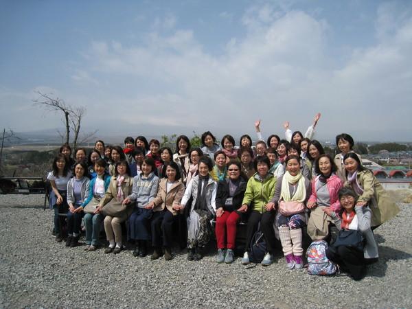 ♪♪春の日帰りリトリート〜霊峰富士山麓にてYOGA〜