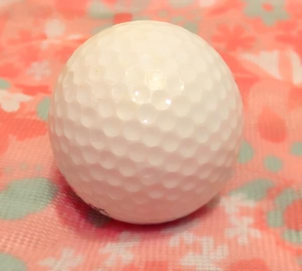 ゴルフボールでマッサージ