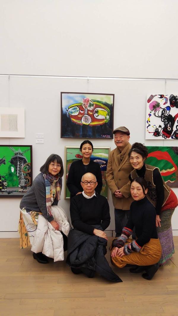 全日本 アートサロン 絵画大賞展