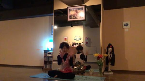 おうちでヨーガをご一緒に♡Fromアーナンダヨーガスタジオ~呼吸法ヴィシャマブリッティプラーナーヤーマ~