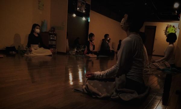 4月の定例瞑想会